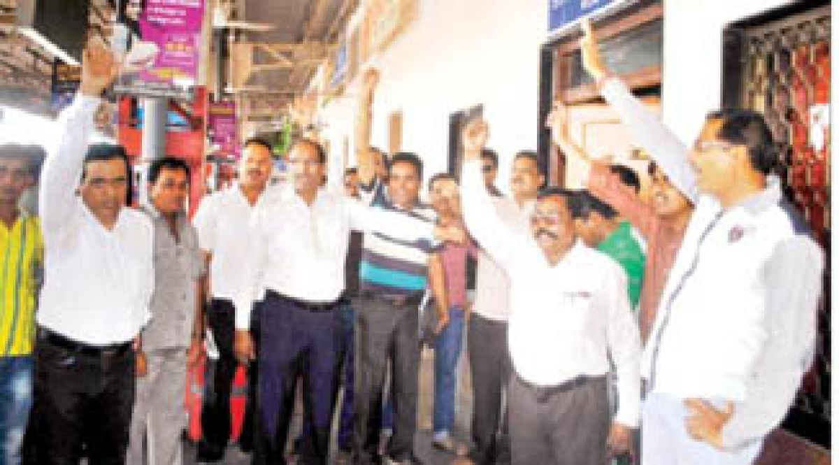 Change in train schedule troubles daily commuters