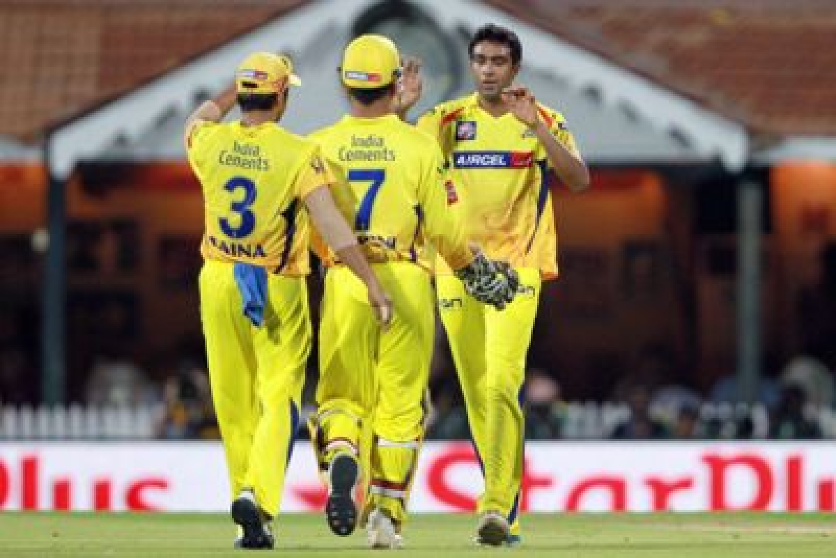CSK post 148/9 against RCB