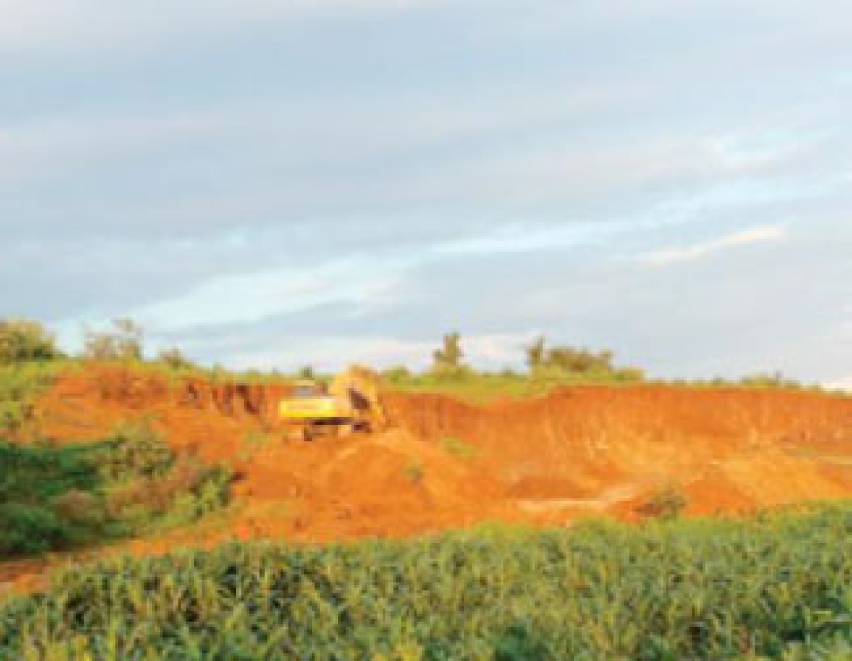Illegal mining worth over `4.5Cr. crore unearthed in Burhanpur dist