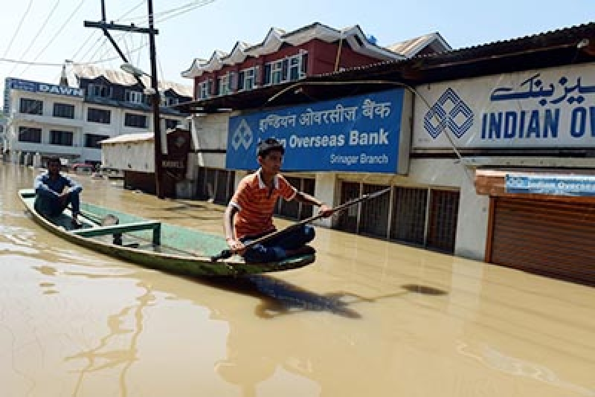 Form unified agency for  J&K relief operation: SC