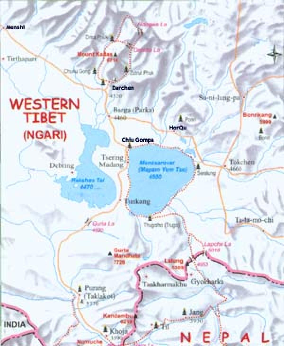 China mulls opening safe route for Kailash pilgrims