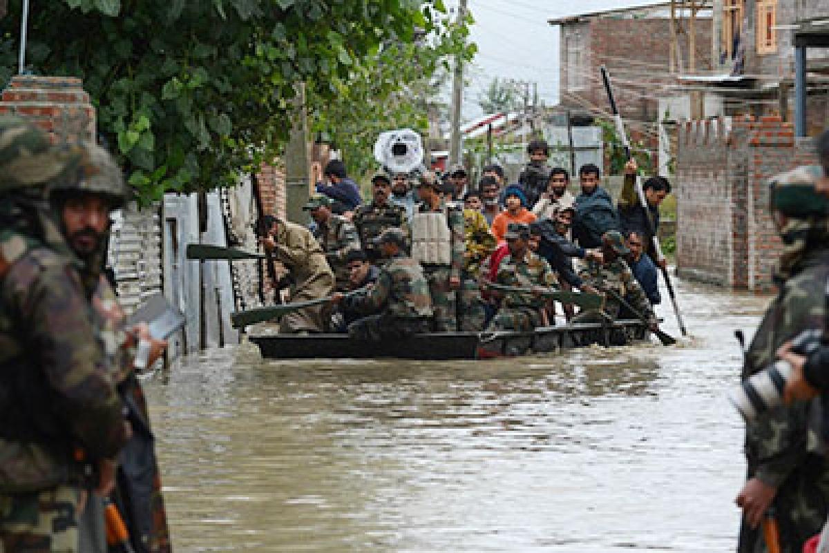 Kashmir sees shutdown on first anniversary of worst floods