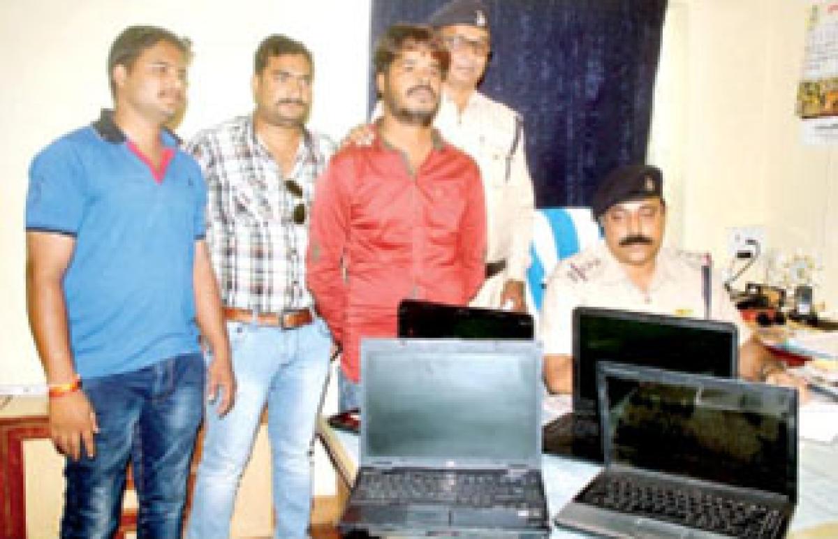 Tukoganj police arrests thief who targeted hostels