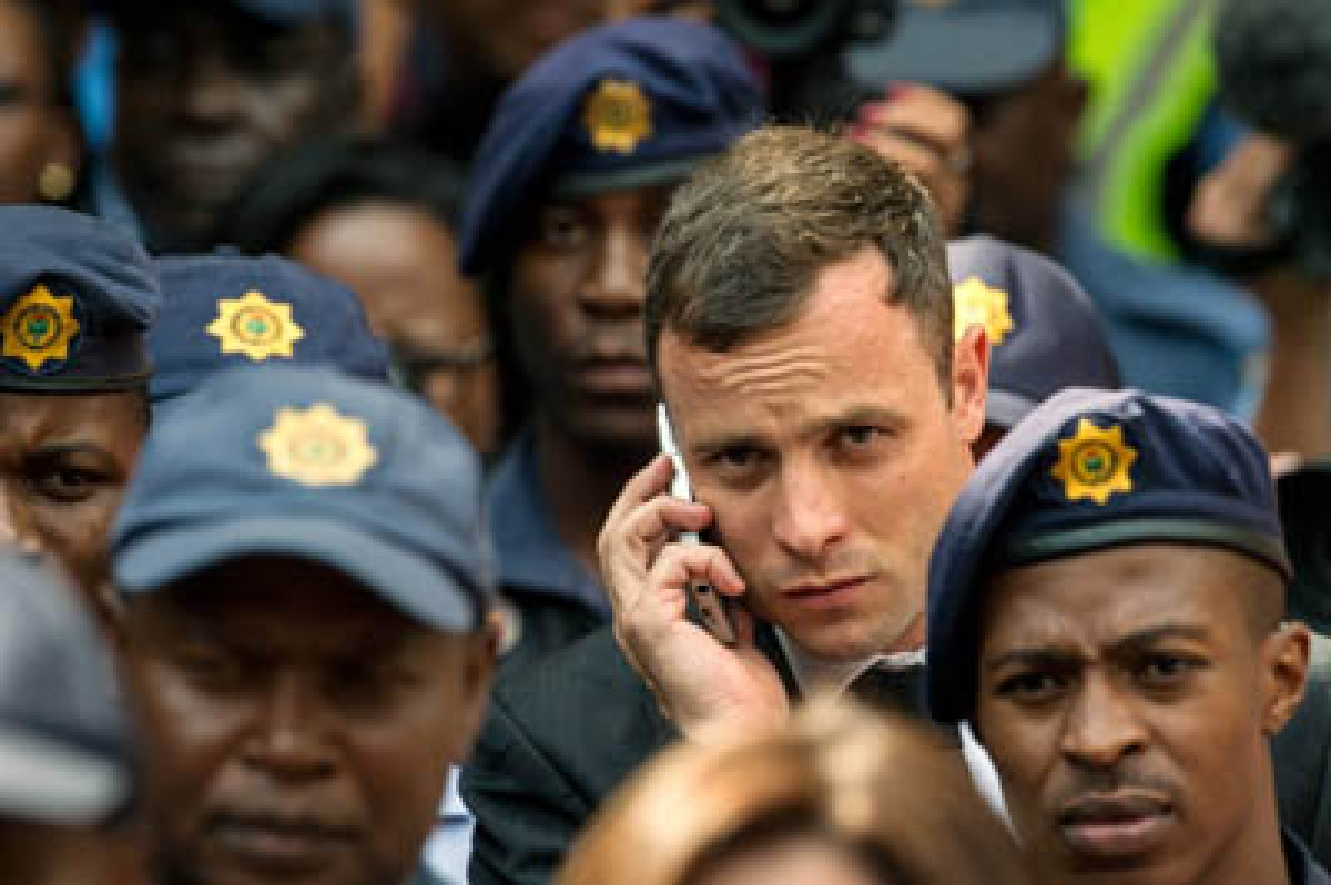 Oscar Pistorius' manslaughter conviction upgraded to murder