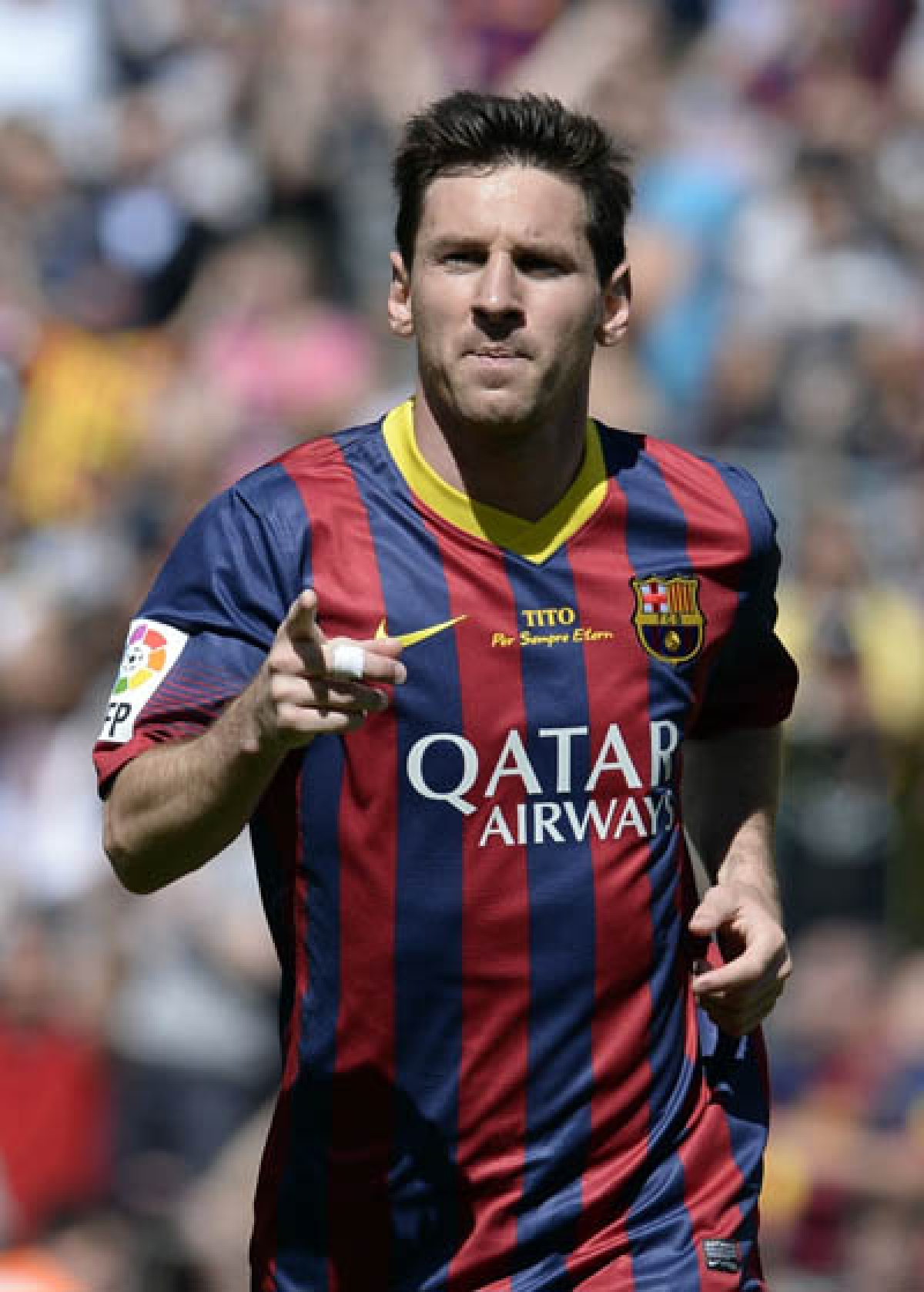 Messi had nothing to do in tax affairs: Father