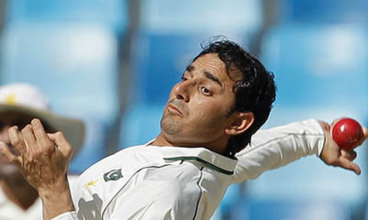 Ajmal bowls with revamped action