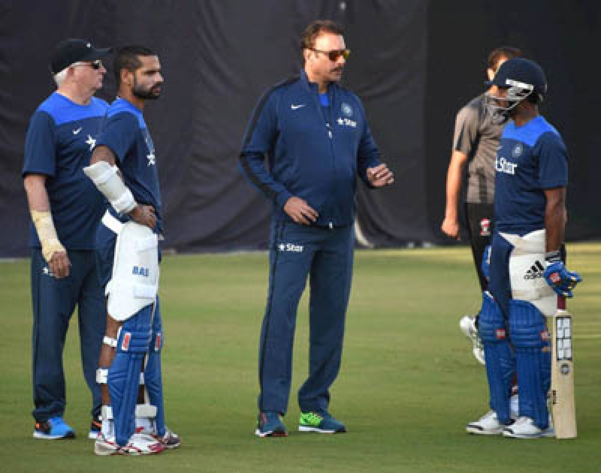 Pace test awaits India as they face Windies on bouncy strip