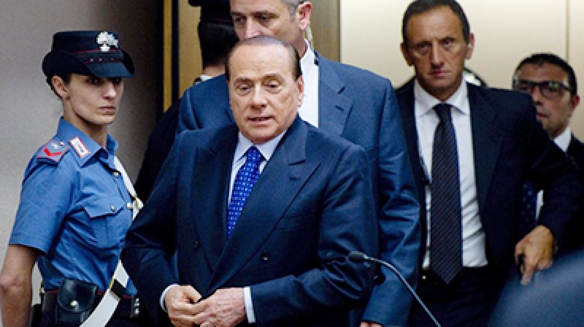 Berlusconi paid for sex, didn't know dancer was minor: Court
