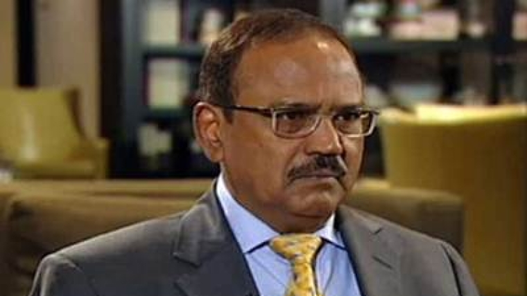 Doval briefs Amit Shah on J&K situation