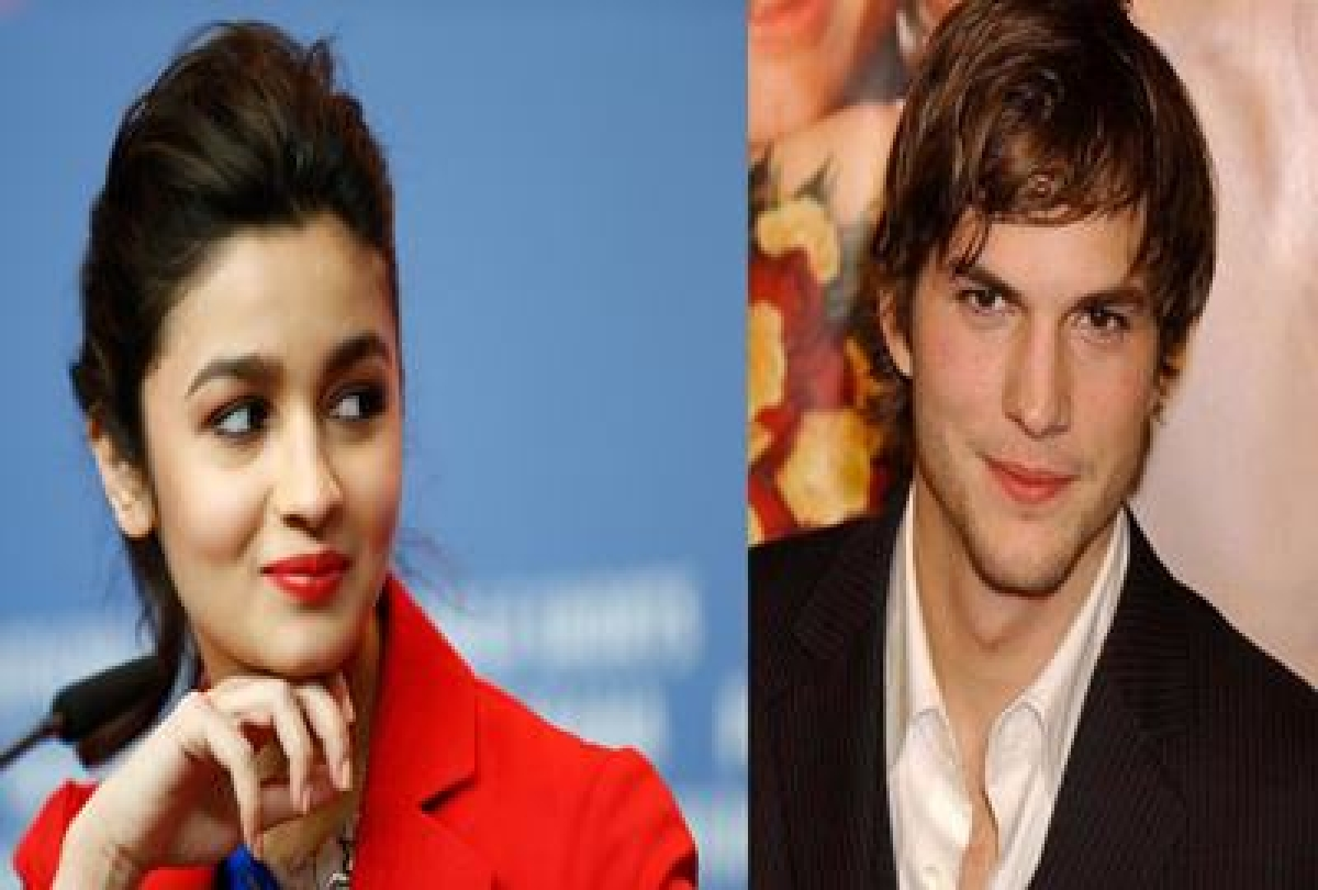 Alia Bhatt's short film impresses Ashton Kutcher