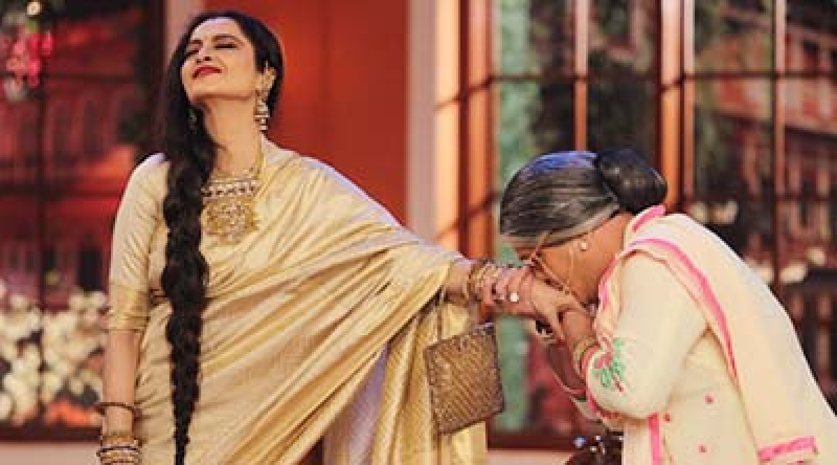 Rekha to appear on Kapil's show
