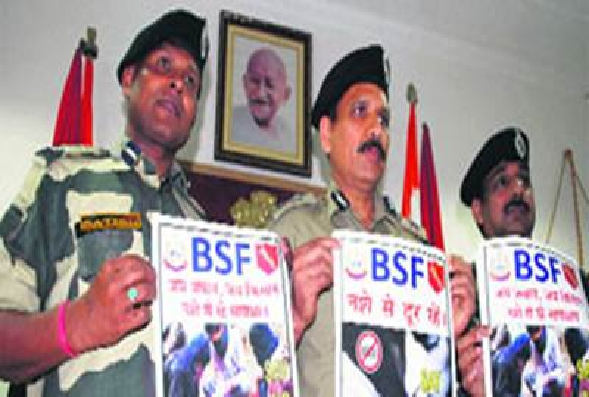 BSF launches anti-drug campaign in Amritsar