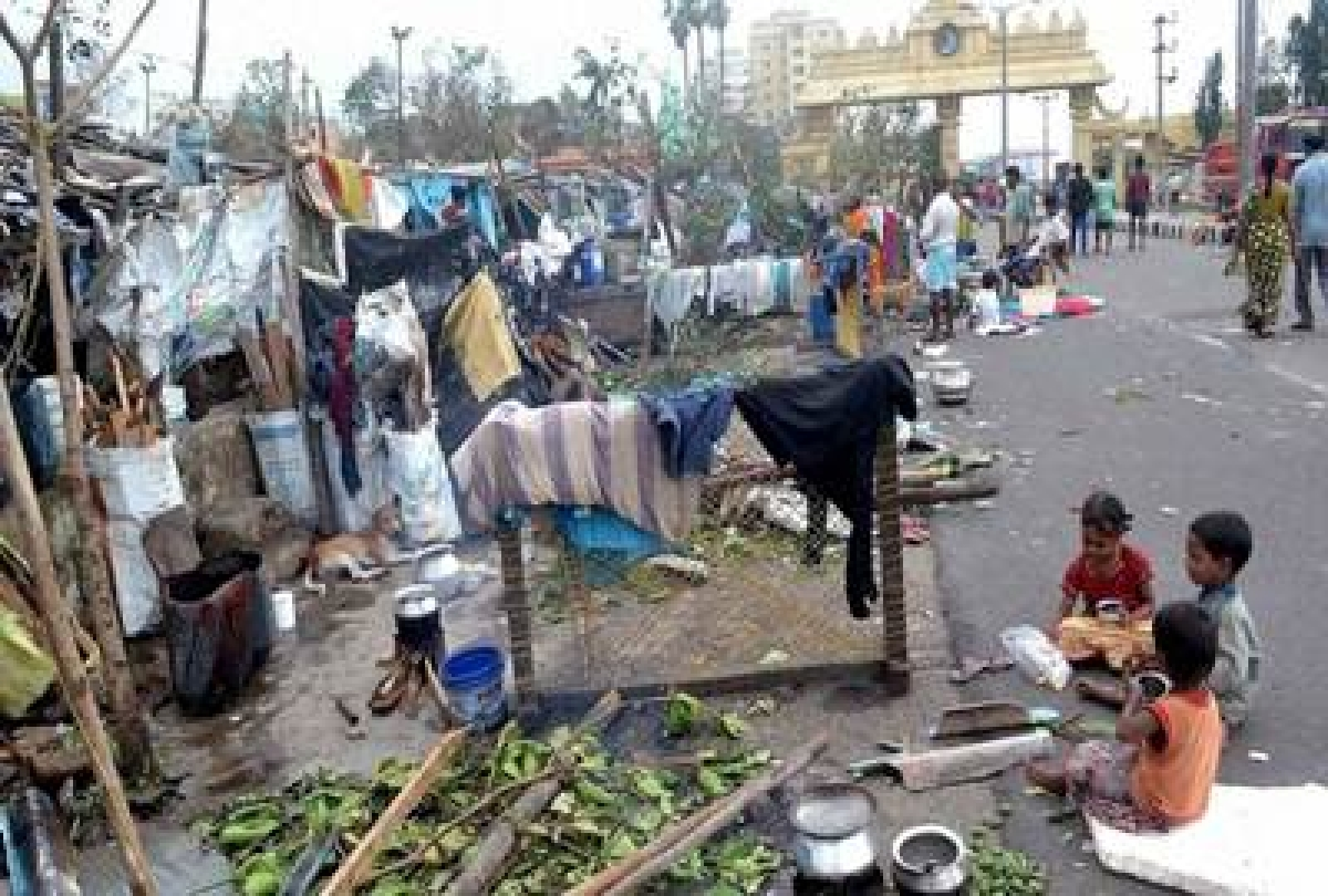 Cyclone-hit Vizag limping back to normalcy
