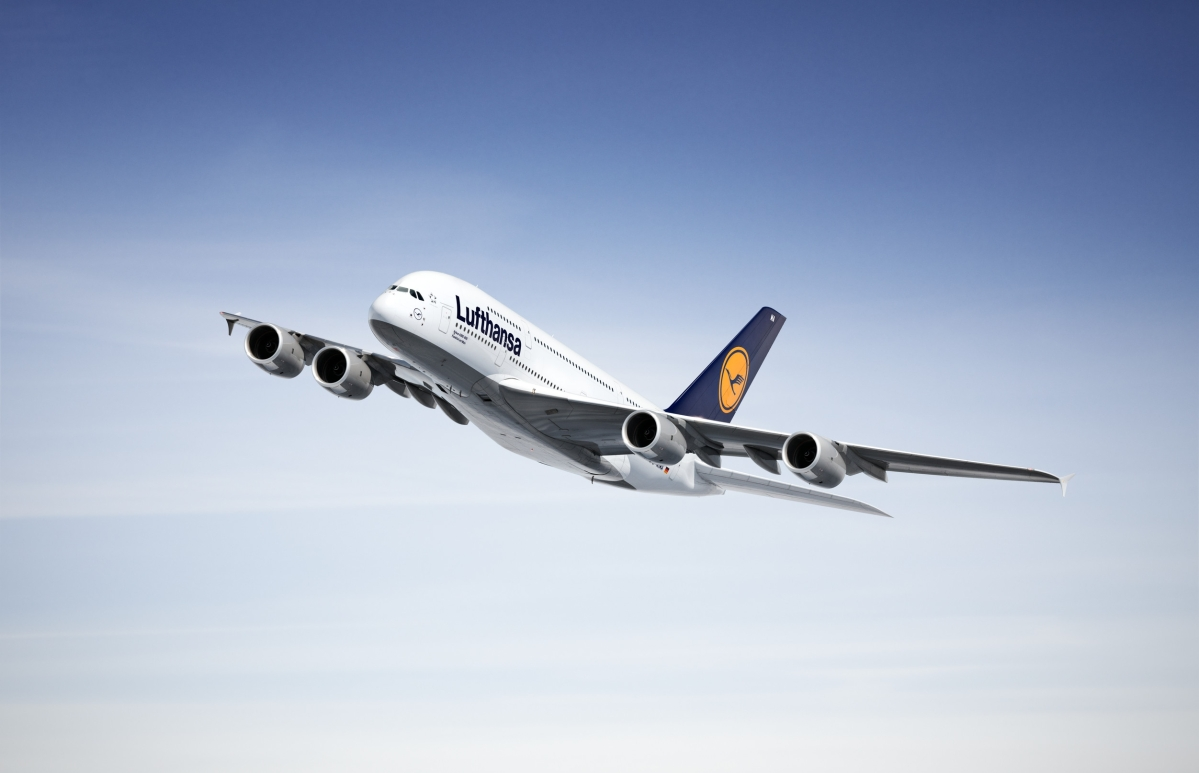 Lufthansa's revenues drop 80%, no full recovery until 2024