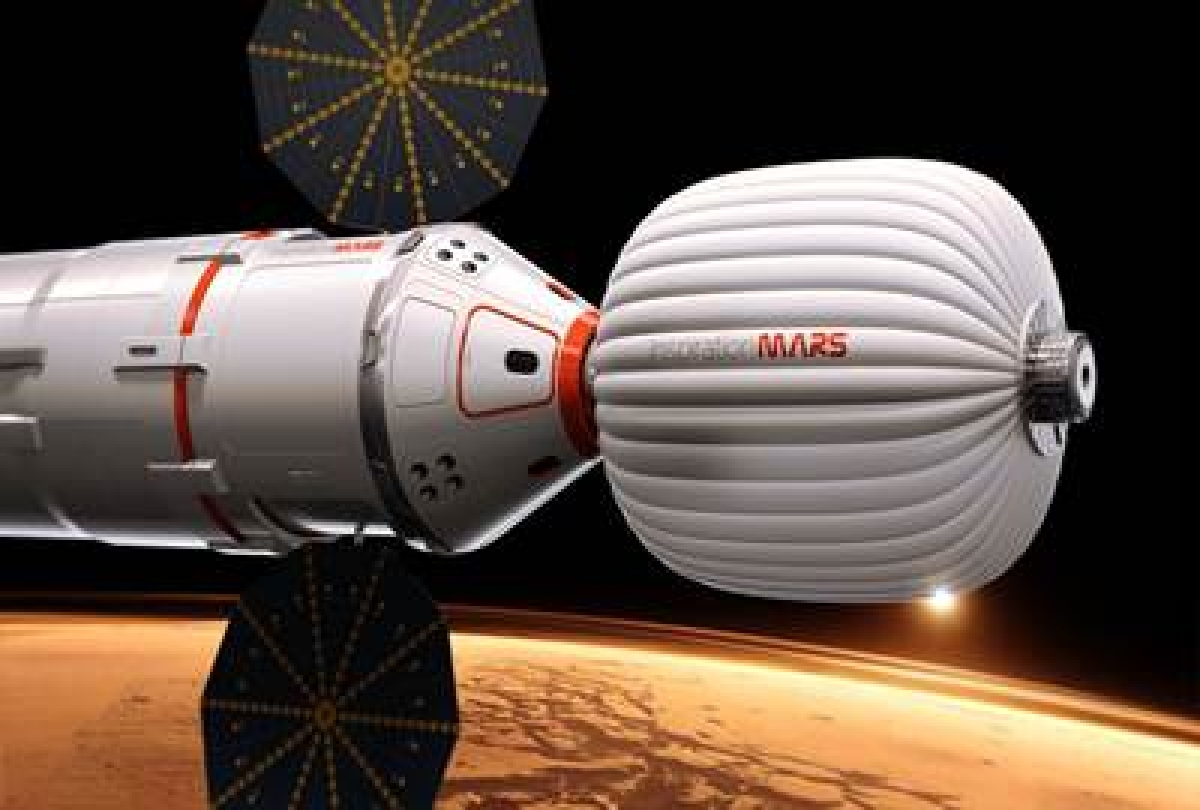 Cosmic rays threaten manned missions to Mars
