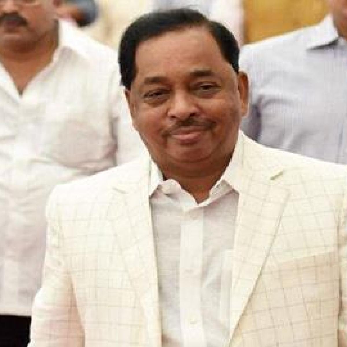 Narayan Rane to join BJP in CM Fadnavis's presence