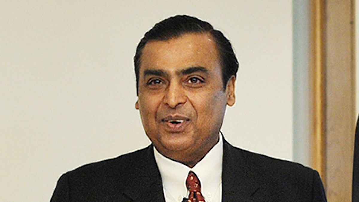 Reliance Industries reports 6.8% rise in profit