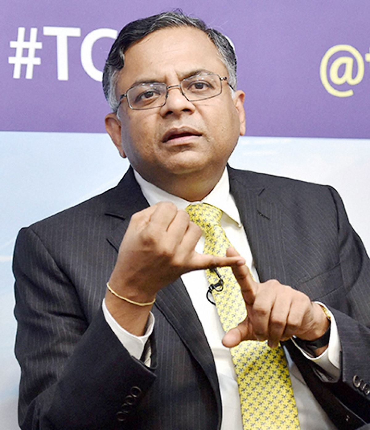 TCS sees digital tech driving growth; to train 1L employees