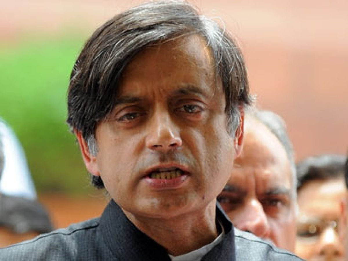 Sunanda case: No legal notice served to Tharoor, says Bassi