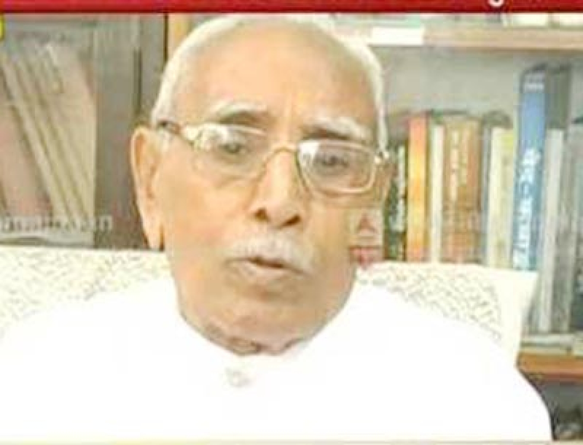 What is happening is `ghar wapsi', not conversion: RSS' Vaidya