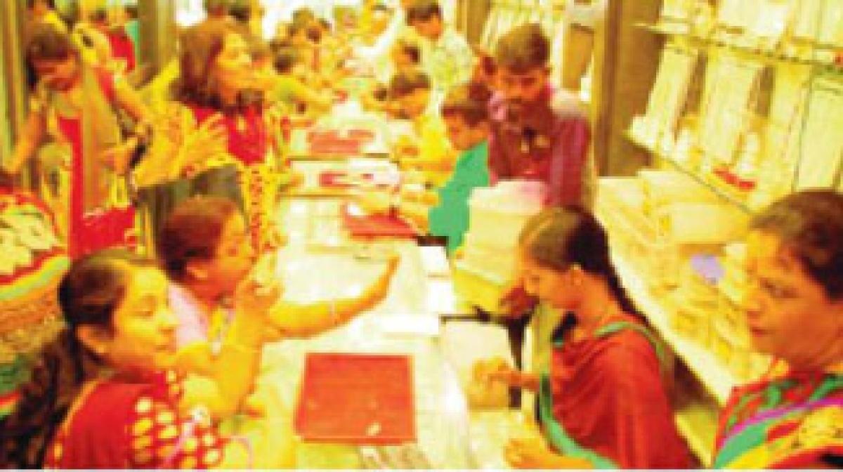 Brisk business on Pushya Nakshatra
