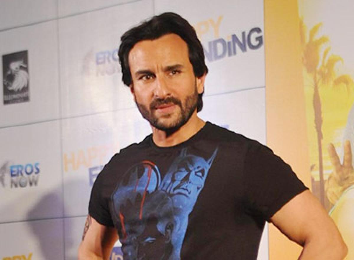 Saif Ali Khan injury delays his movies