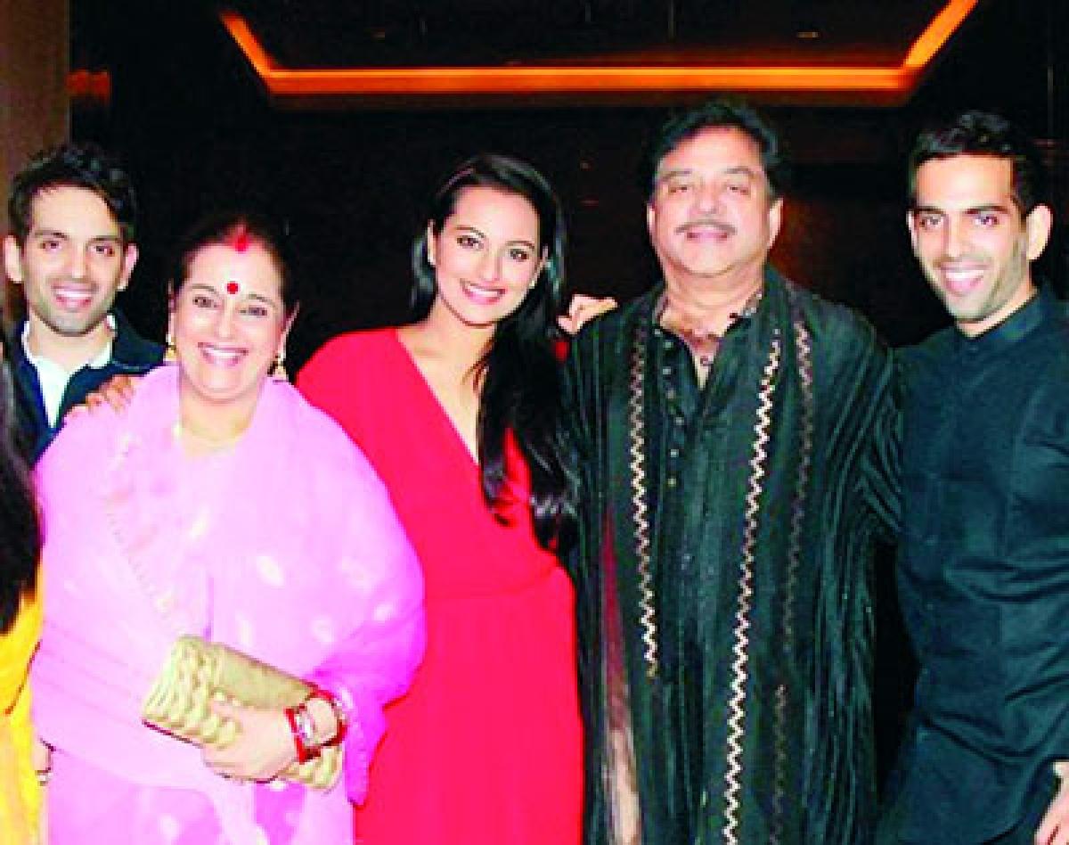 Simple joys with the Sinhas