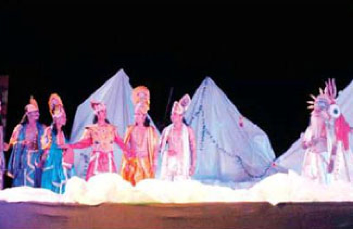 Grand light and sound 'Ramleela' inaugurated