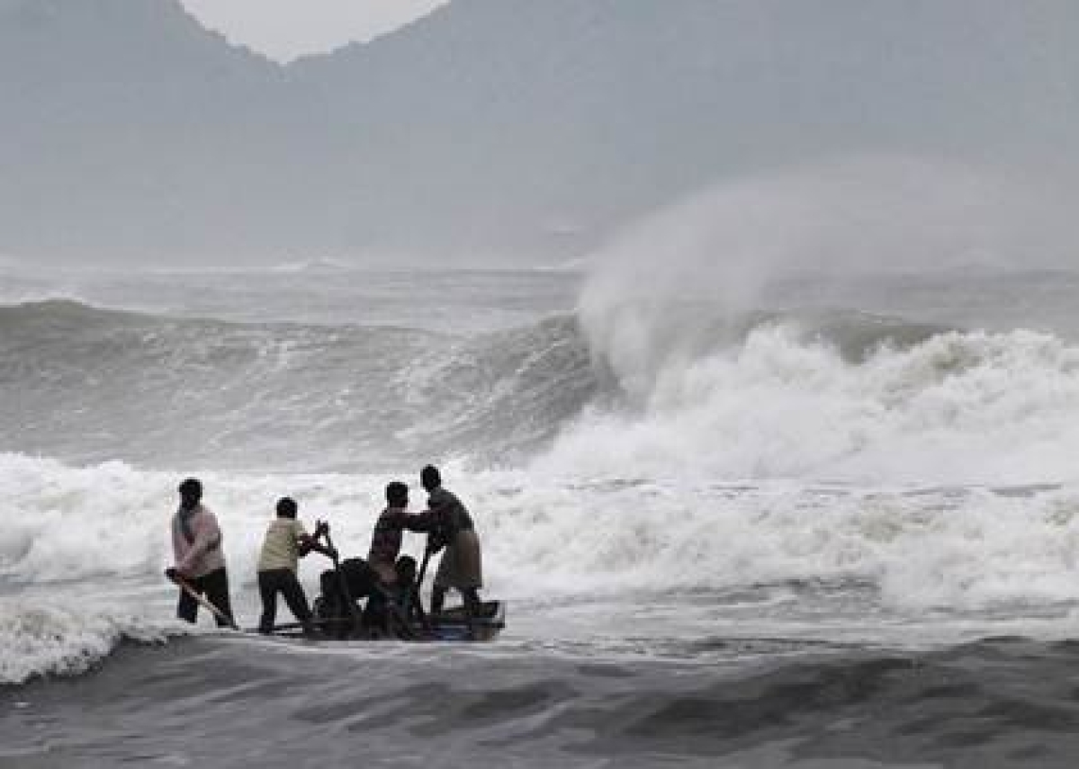 Hudhud caused Rs 21,908 cr loss, agri sector worst hit