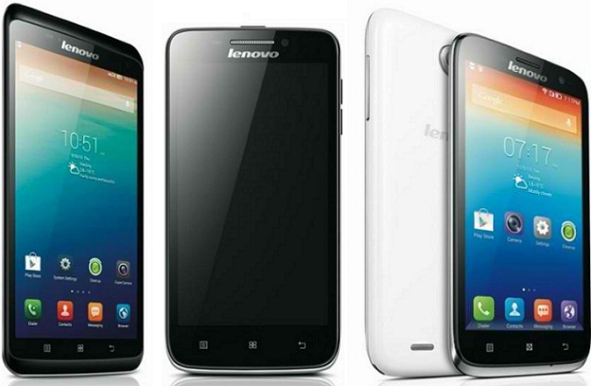 Lenovo will be India's 3rd largest smartphone player by yr-end