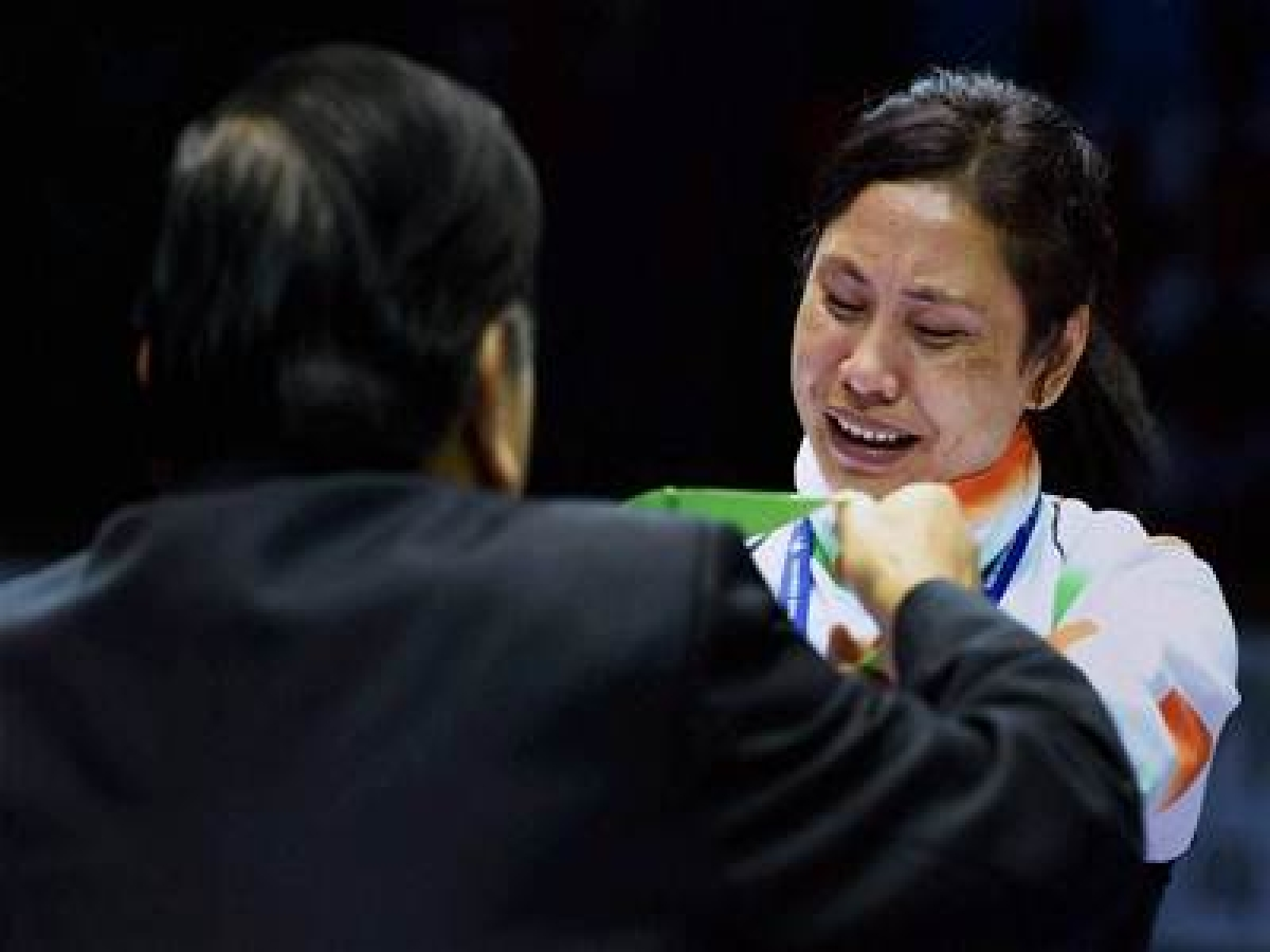Sarita Devi tenders 'unconditional apology' for rejecting medal