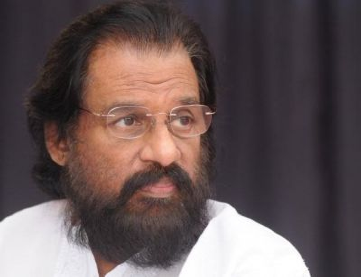 'Yesudas pained after women dress remarks taken forward'