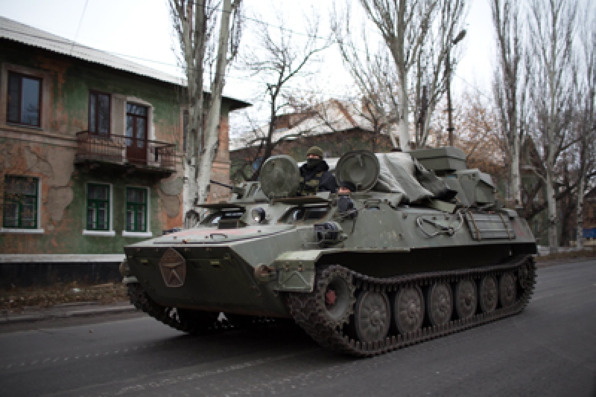 Russian Troops Have Entered Ukraine: NATO