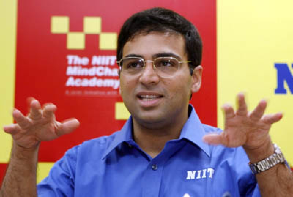 Anand beats Adams to win London Classic