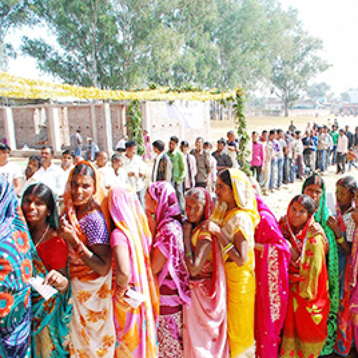 Jharkhand presents itself as a knotty electorate for the BJP