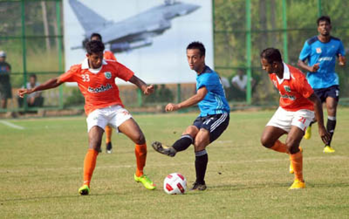 Pune FC set up title clash with Salgaocar