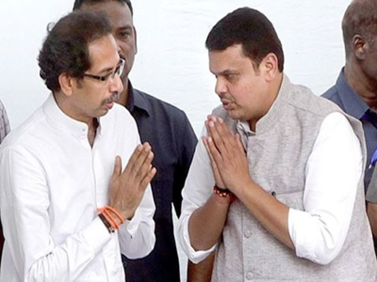 BJP to restart talks with Shiv Sena today over joining govt