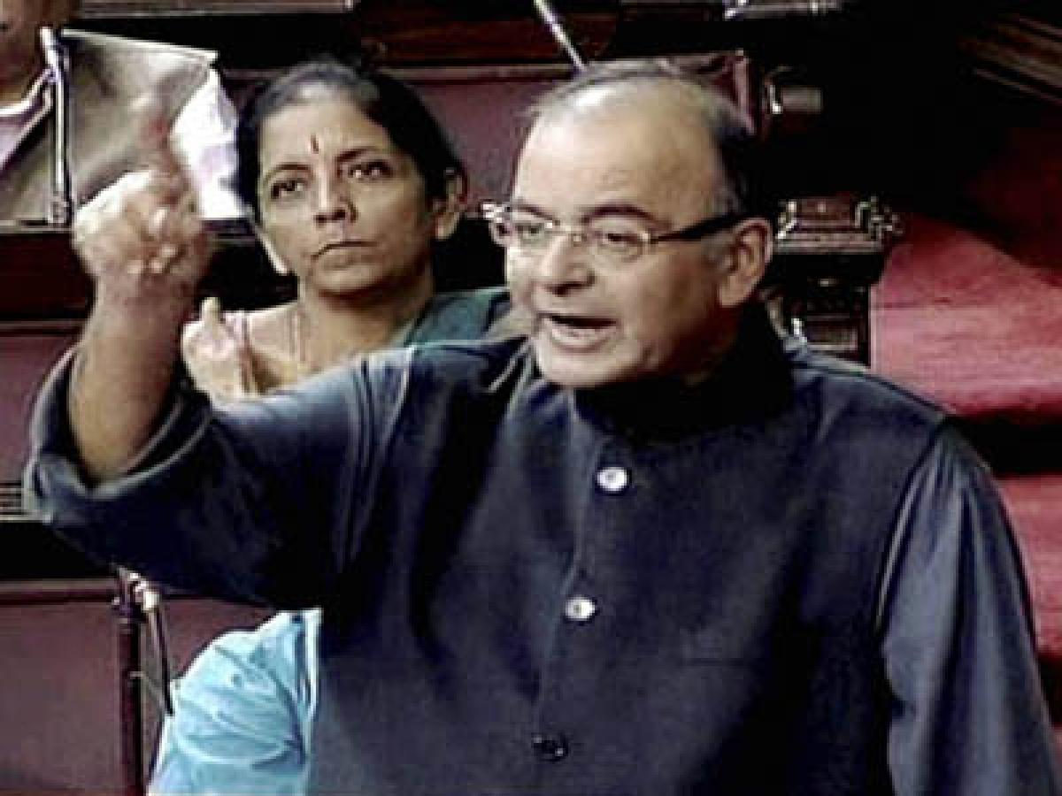 Rajya Sabha again disrupted over conversion issue