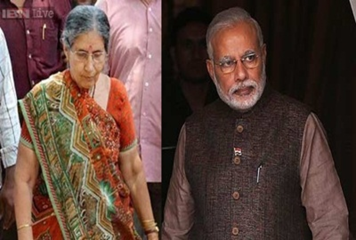 PM's wife won't back off on RTI info on security
