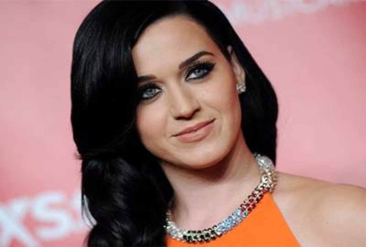It's okay to be a boss: Katy Perry