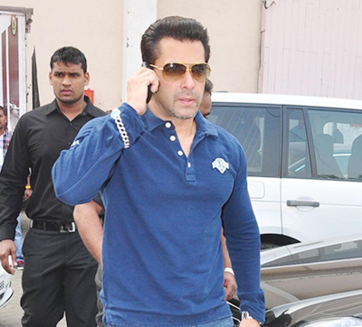 Medical witness in Salman hit & run seeks police cover