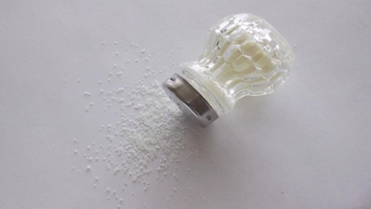 Avert heart attacks by limiting salt