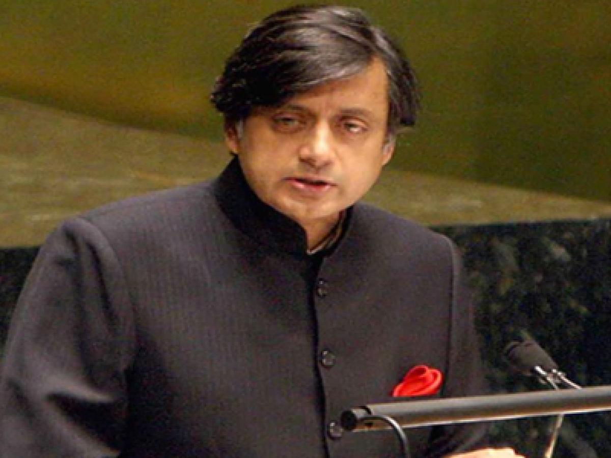 Language row: Govt.'s move is not reasonable, says Tharoor