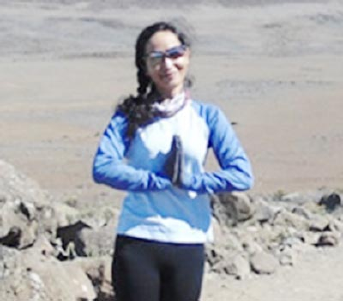 Nepal woman scales highest peaks of all continents