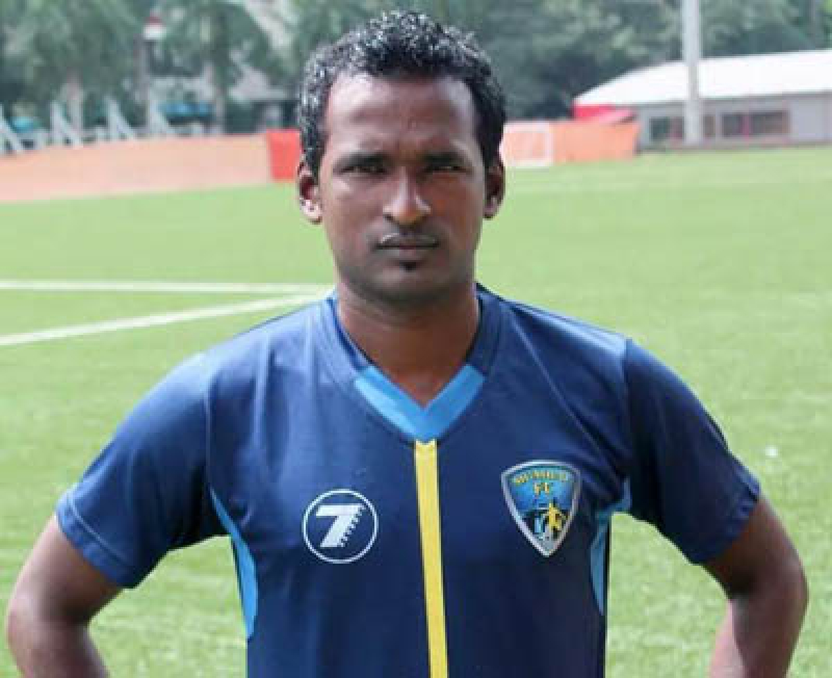Mumbai FC rope in Mohammed Rafi, Climax Lawrence
