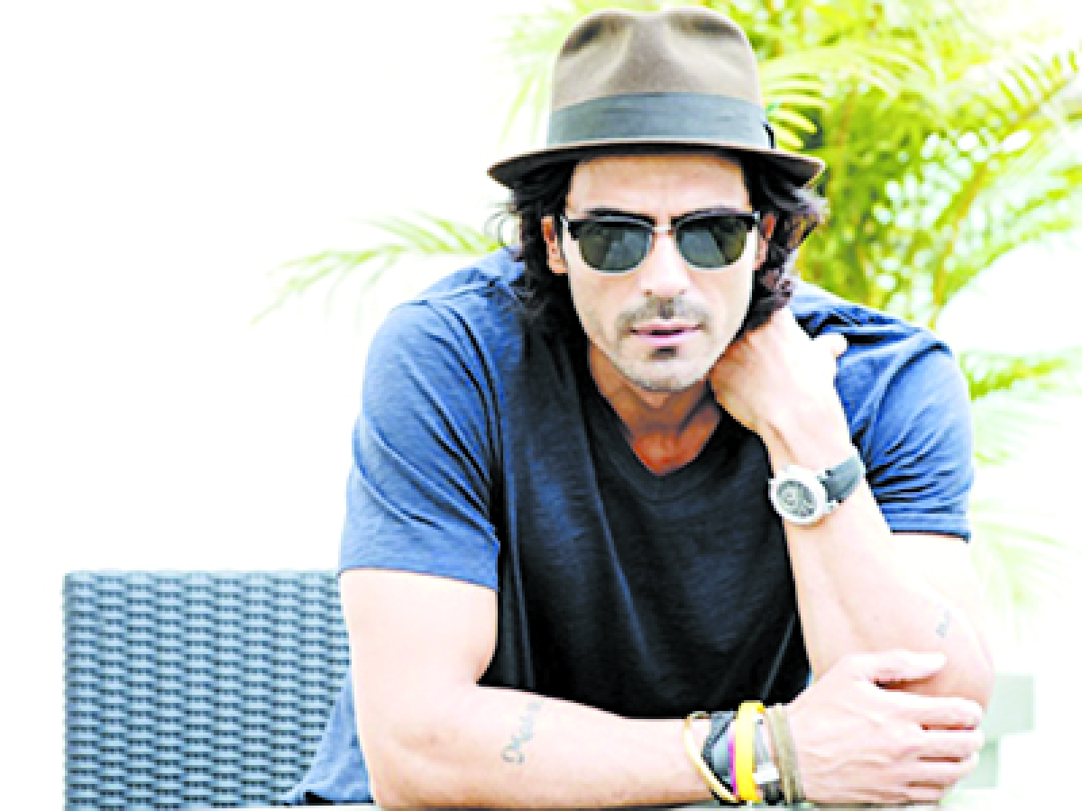 """""""I took break because I was exhausted"""" Arjun Rampal"""