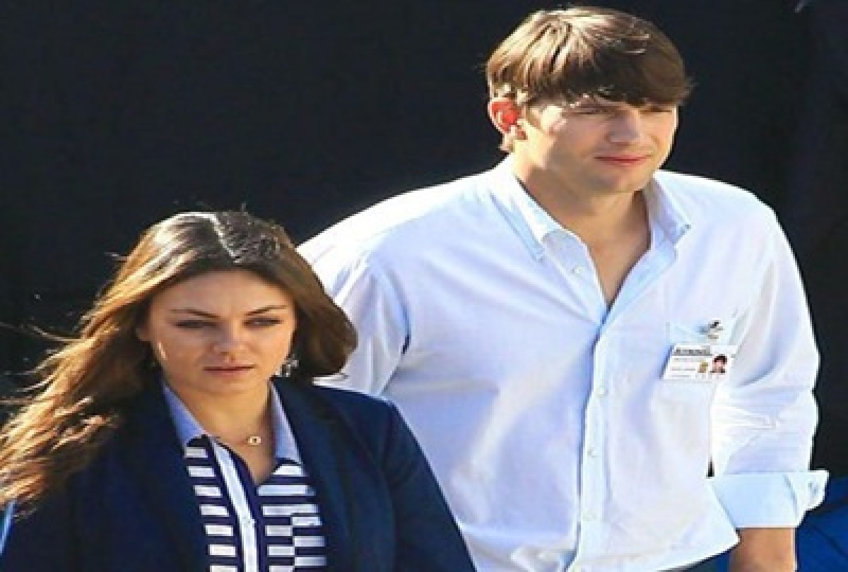 Mila Kunis confirms marriage to Ashton Kutcher