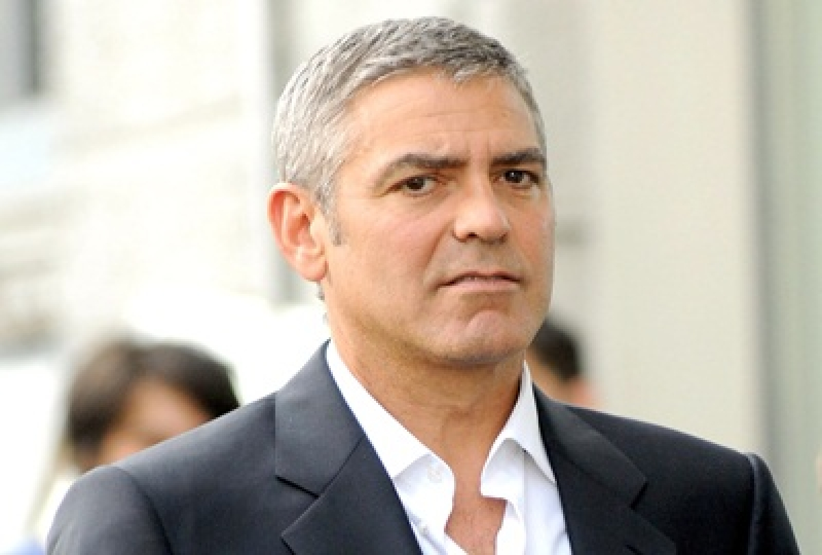 George Clooney: Nobody supported my Sony petition