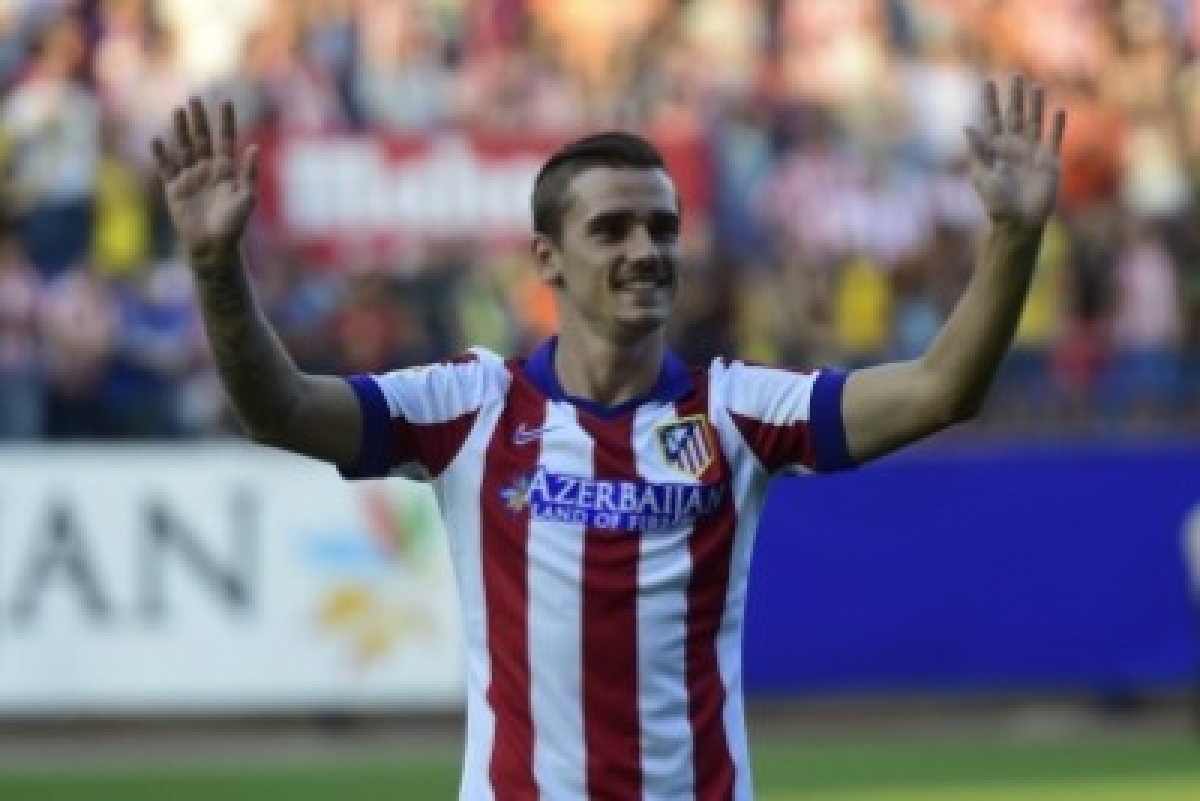 Antoine Griezmann is best in the world, says Diego Simeone