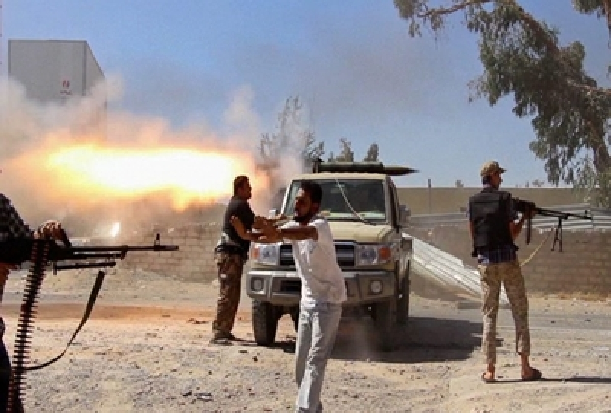 19 Libya soldiers slain after speedboat attack on oil ports